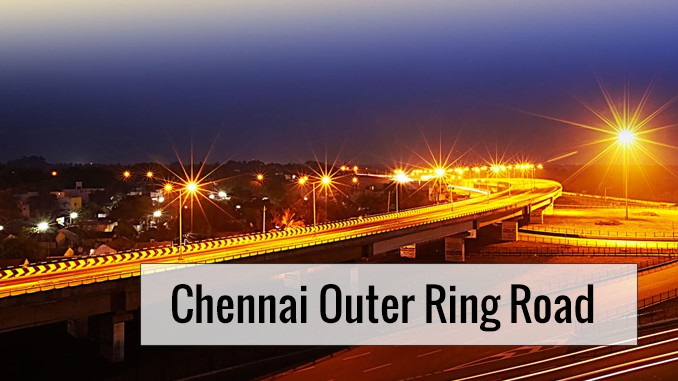 chennai outer ring road