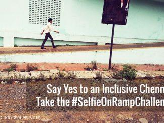 ramp-selfie
