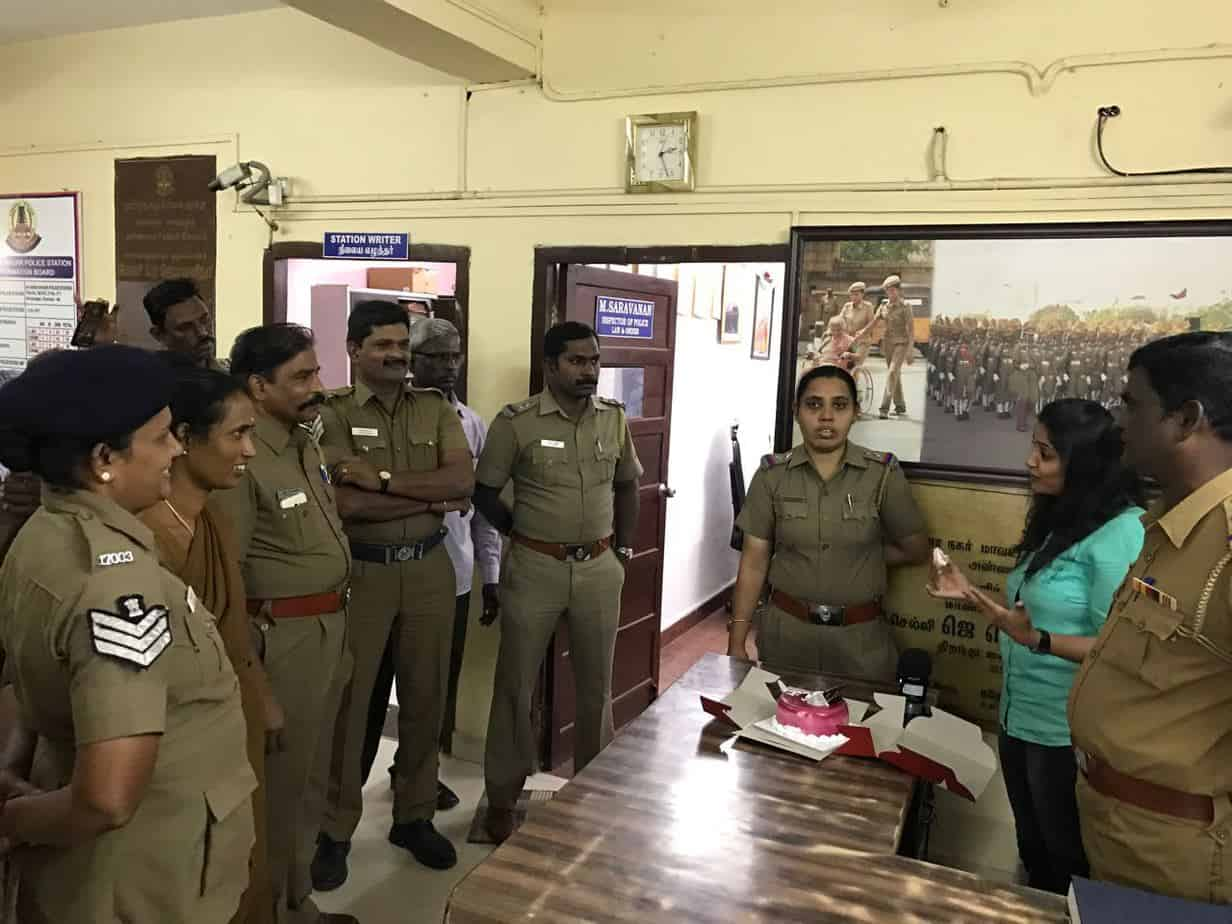 Inside Anna Nagar's K4 police station that's #5 in the country