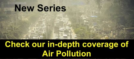 Air Polution Banner