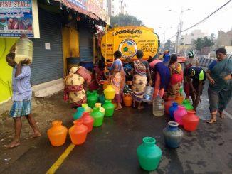 Chennai Buzz: Water tanker strike called off   World Bank