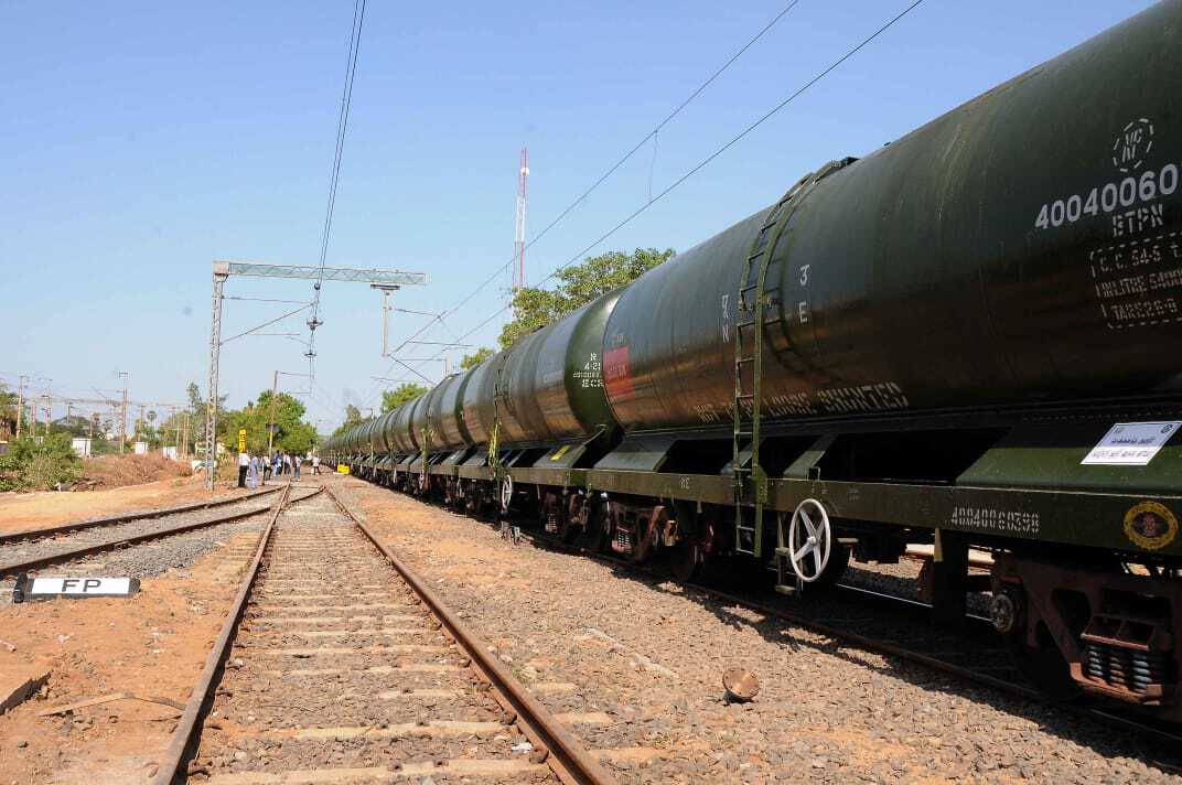 How exactly will water from the Jolarpettai train reach your taps