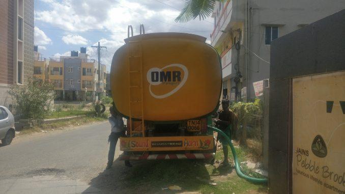 Chennai Buzz: Water tanker strike called off | World Bank