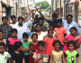 How to turn a littered pathway into a playground: Kotturpuram children create an example